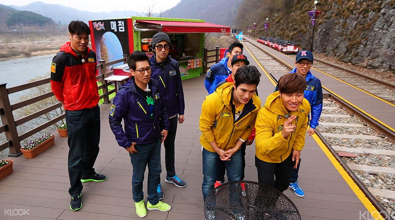 rail bike gangchon
