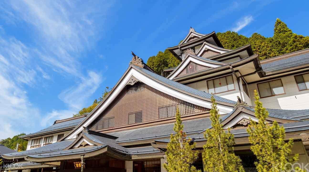探寻日本佛教圣地:高野山