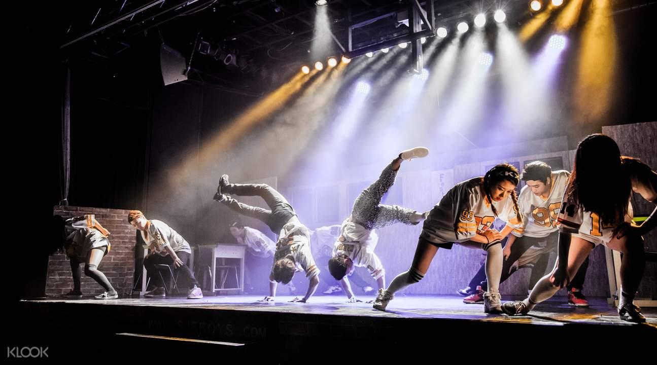 B-Boy Kung Festival 街舞秀