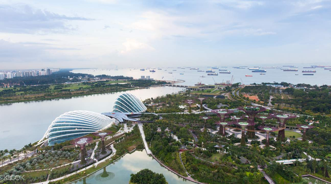 marina bay viewing deck