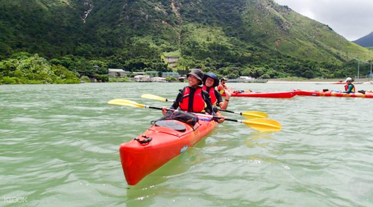 tai o kayaking tour