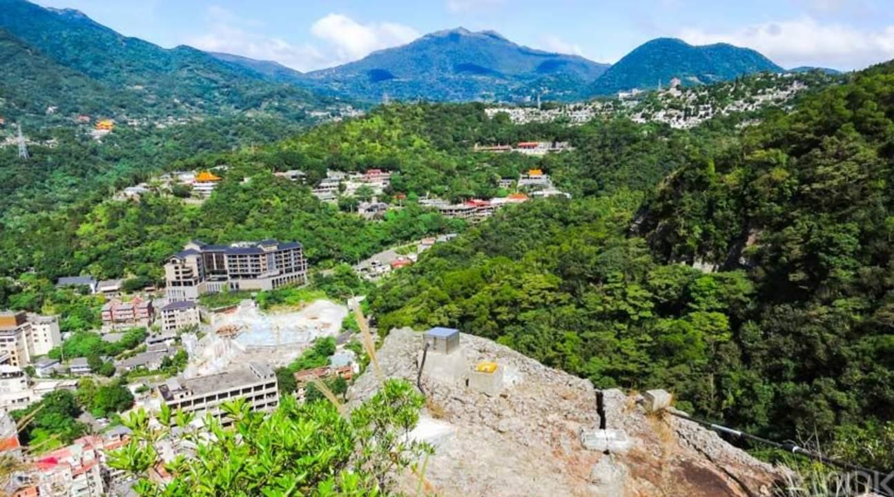 rock climbing taiwan