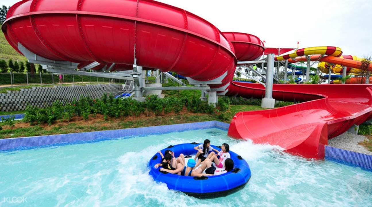 马来西亚乐高水上乐园