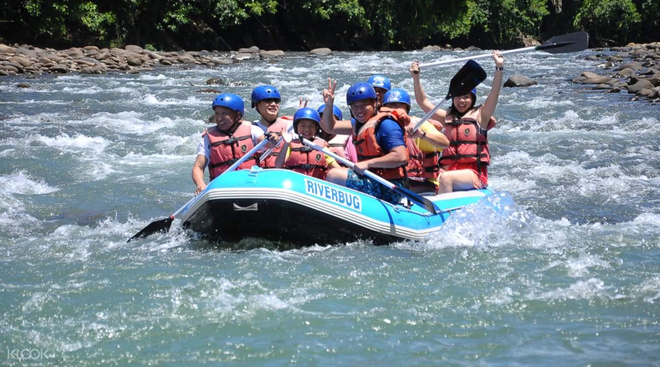 Sabah rafting