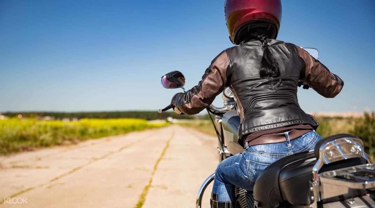 岘港美食之骑摩托车旅