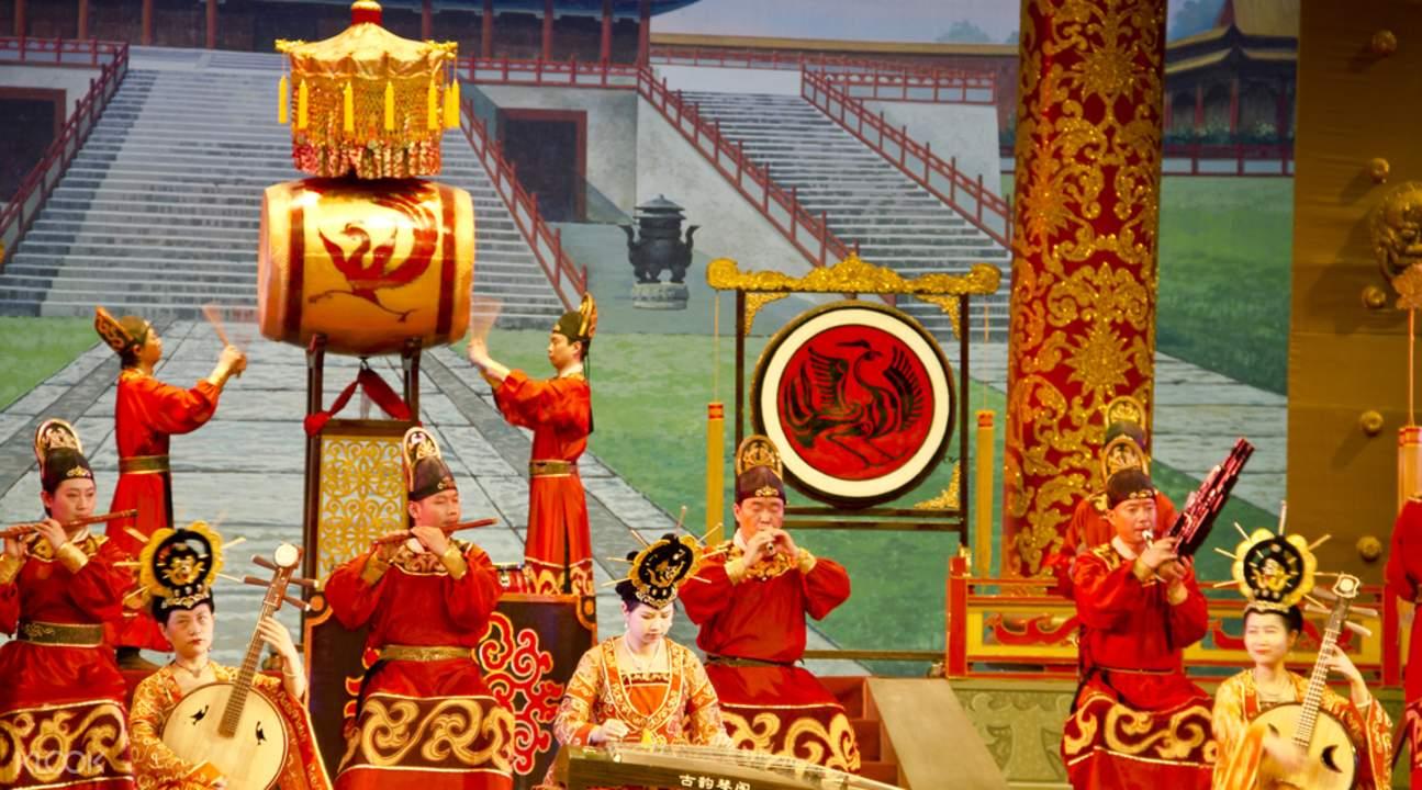 Xi'an shows