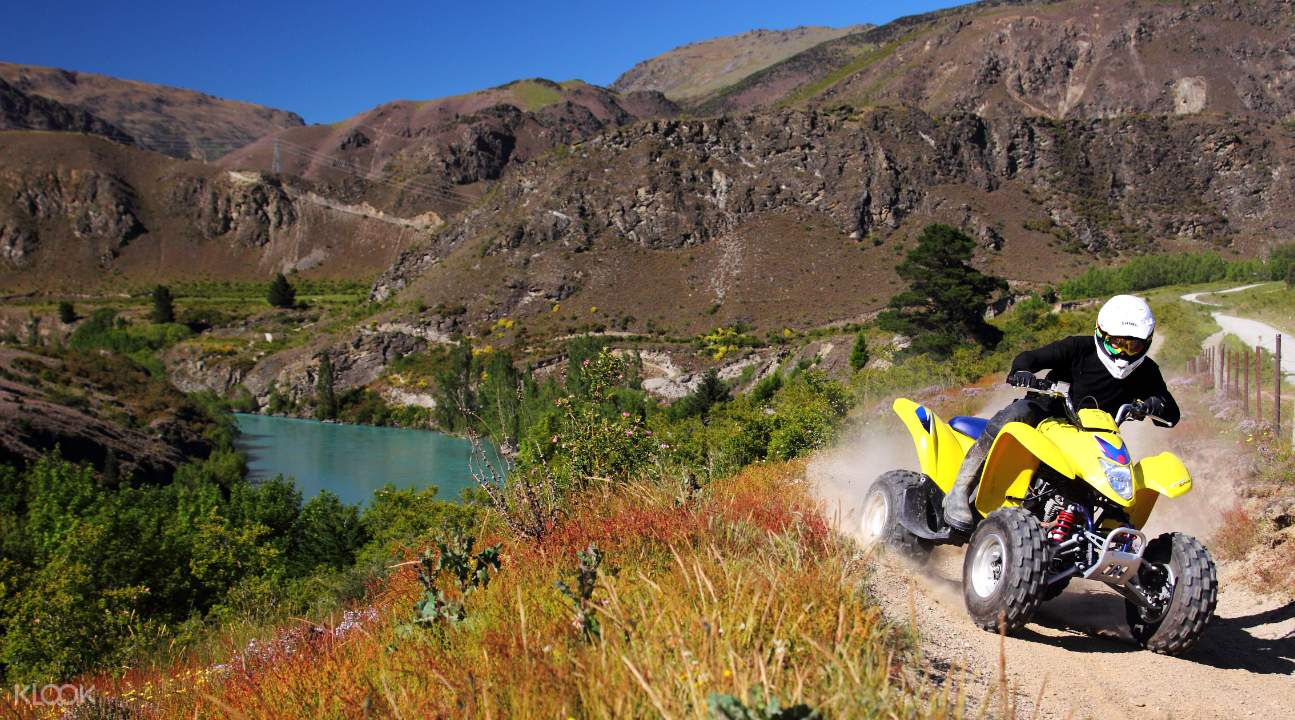 Queenstown Explorer Quad Tour - Klook