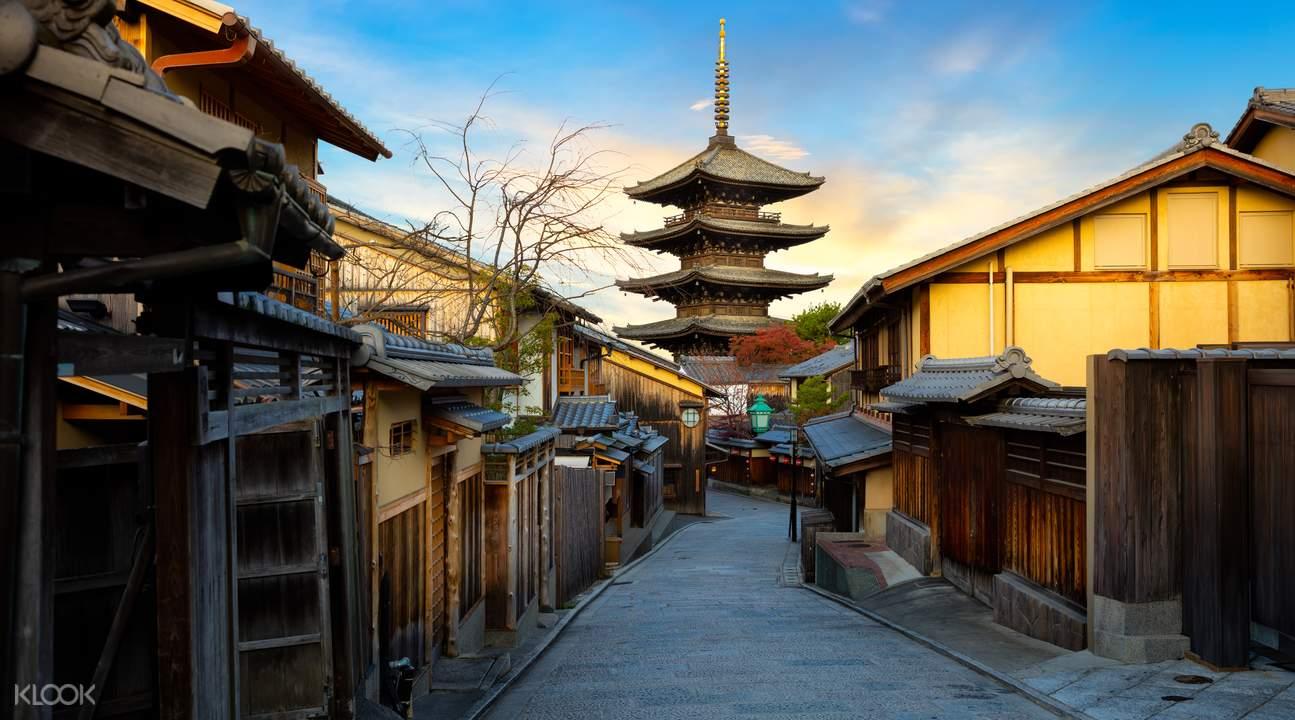 京都二年坂三年坂