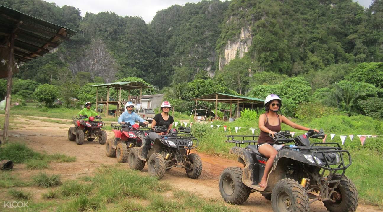 喀比岛ATV