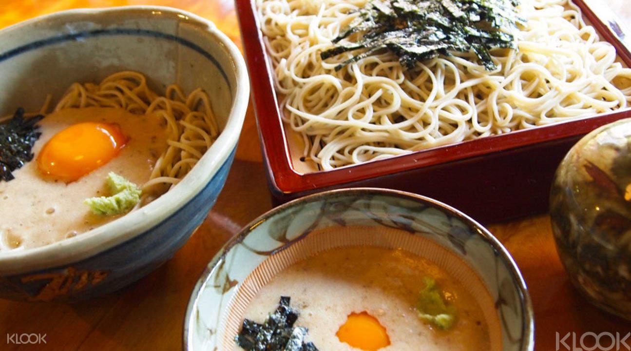 日本旅游 日式午餐