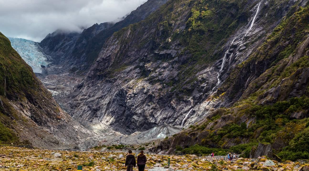 弗朗茲約翰夫冰川峽谷