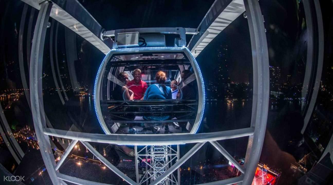 asiatique sky ferris wheel bangkok tickets