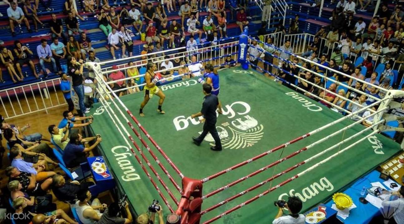 普吉邦格拉泰拳館泰拳比賽