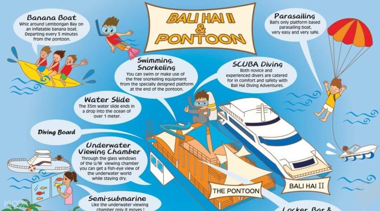 Bali holiday cruise