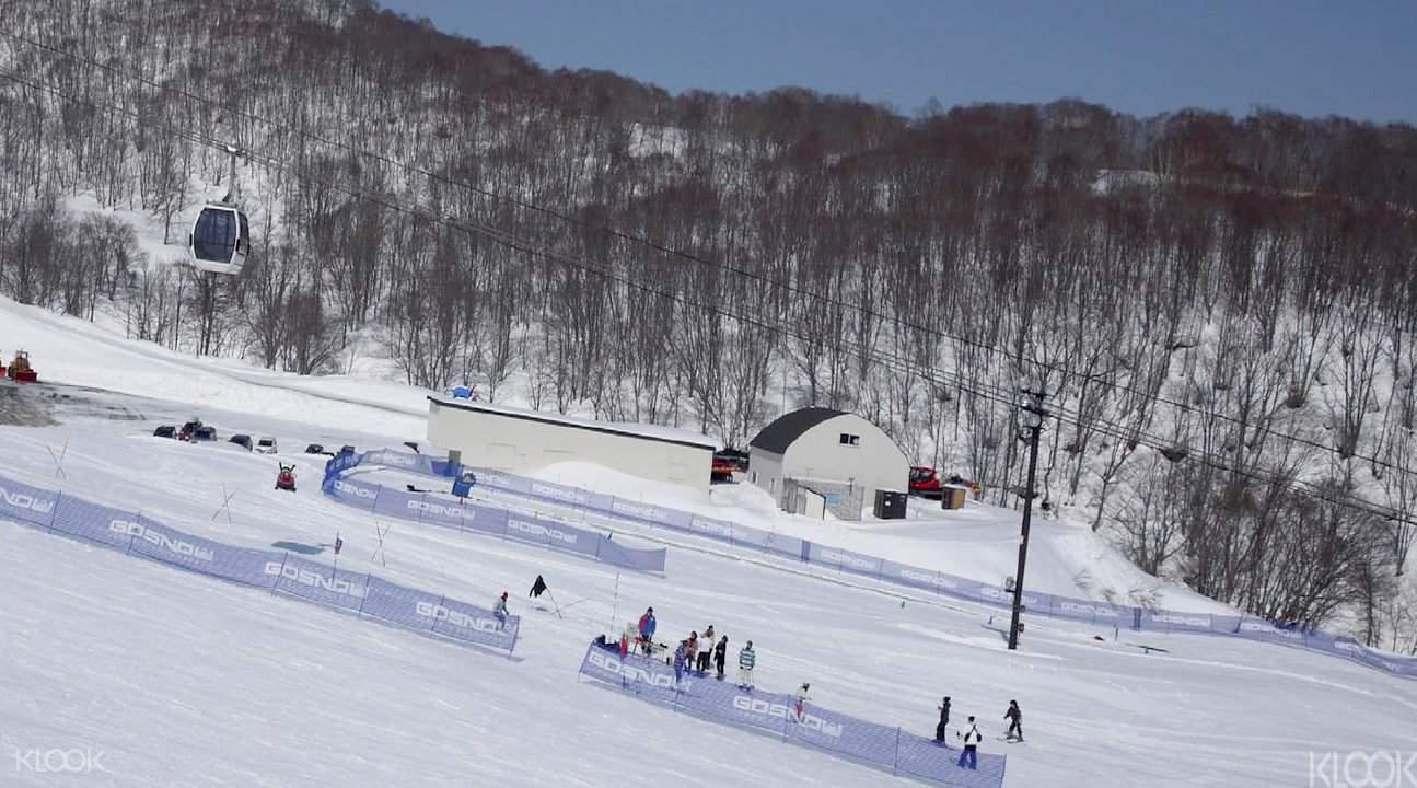 GoSnow Gondola Hokkaido