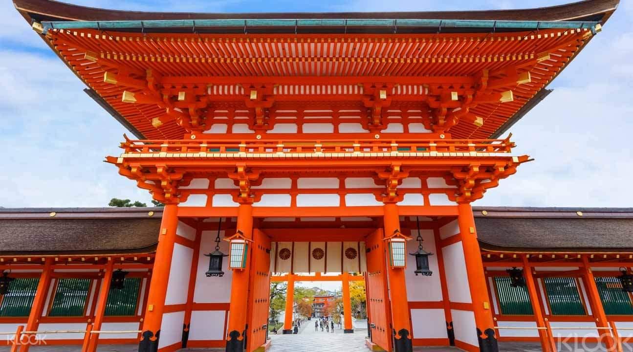 inari shrine in kyoto