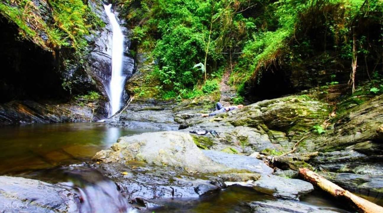 liang shan falls