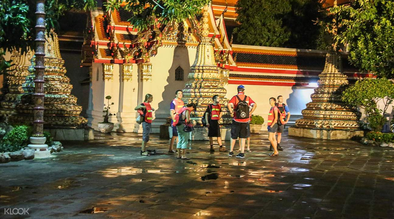 Bangkok biking tour
