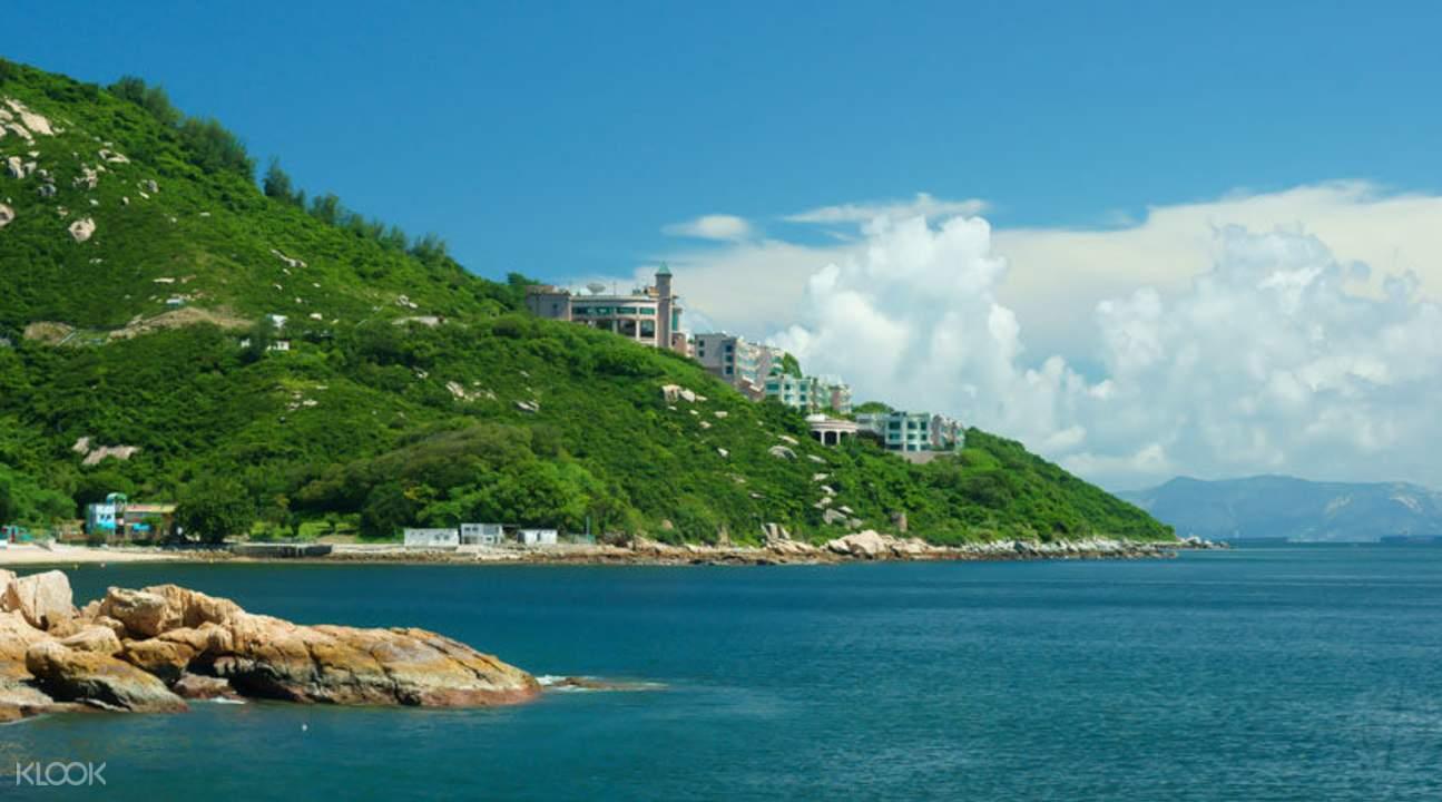 香港張保仔號維多利亞港
