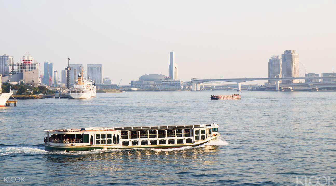 隅田川游船