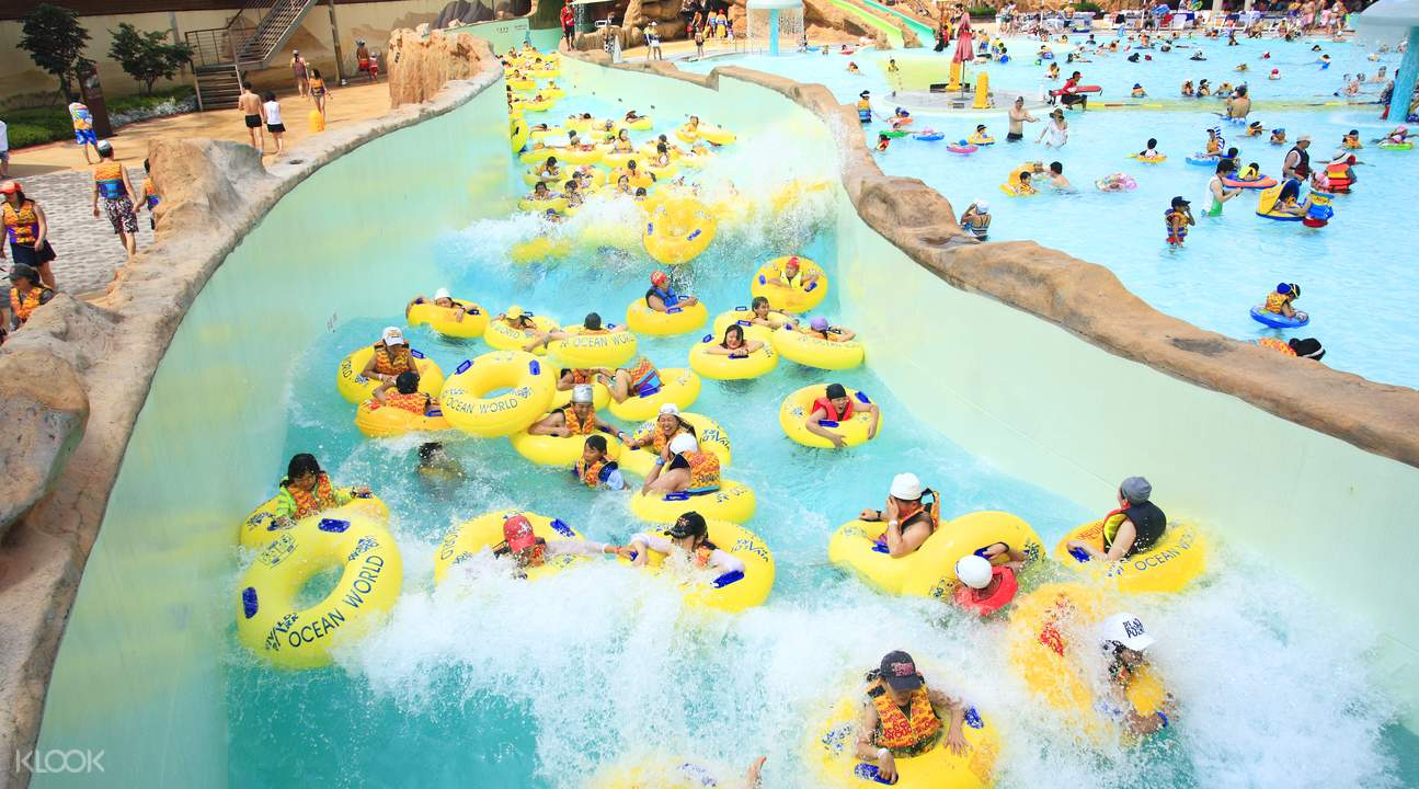 ocean world waterpark