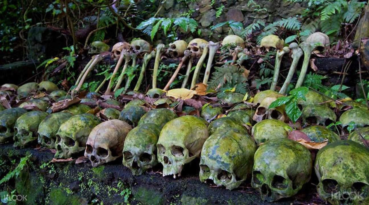 巴厘岛骷髅村