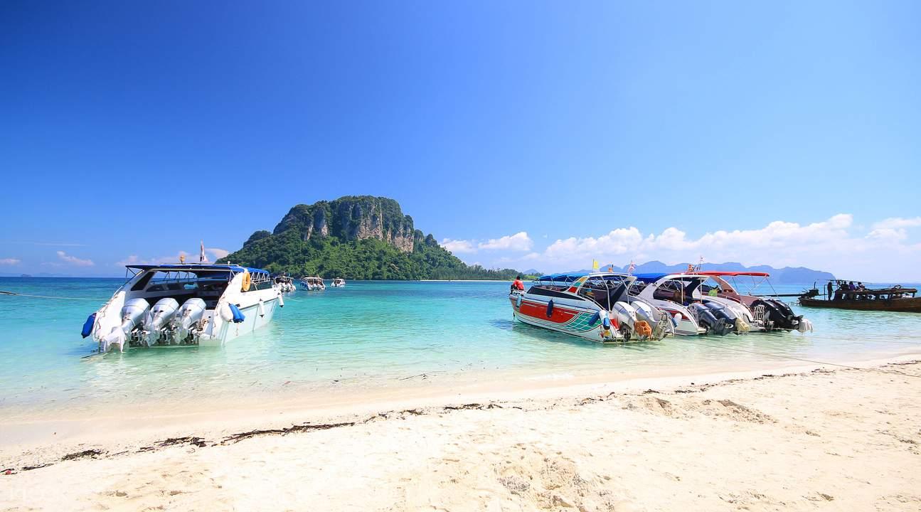 Krabi islands tour
