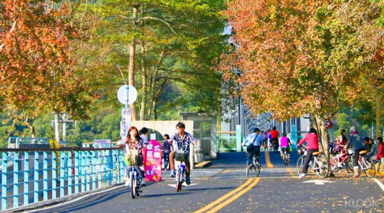 Taichung bike trail