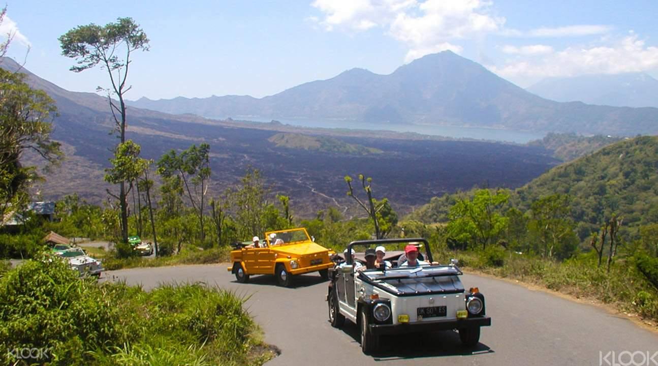 Bali Convertible tour