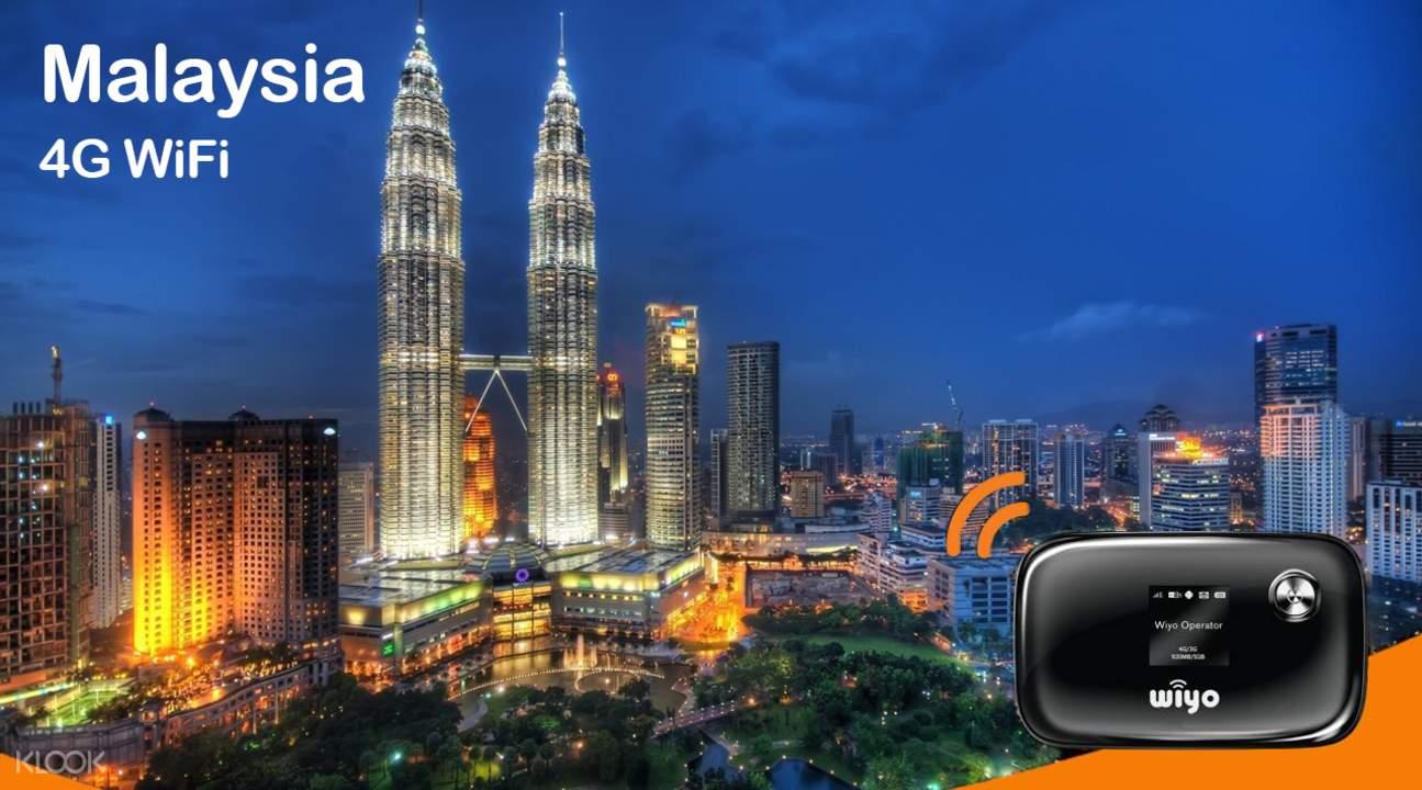 Thiết bị wifi bỏ túi Malaysia