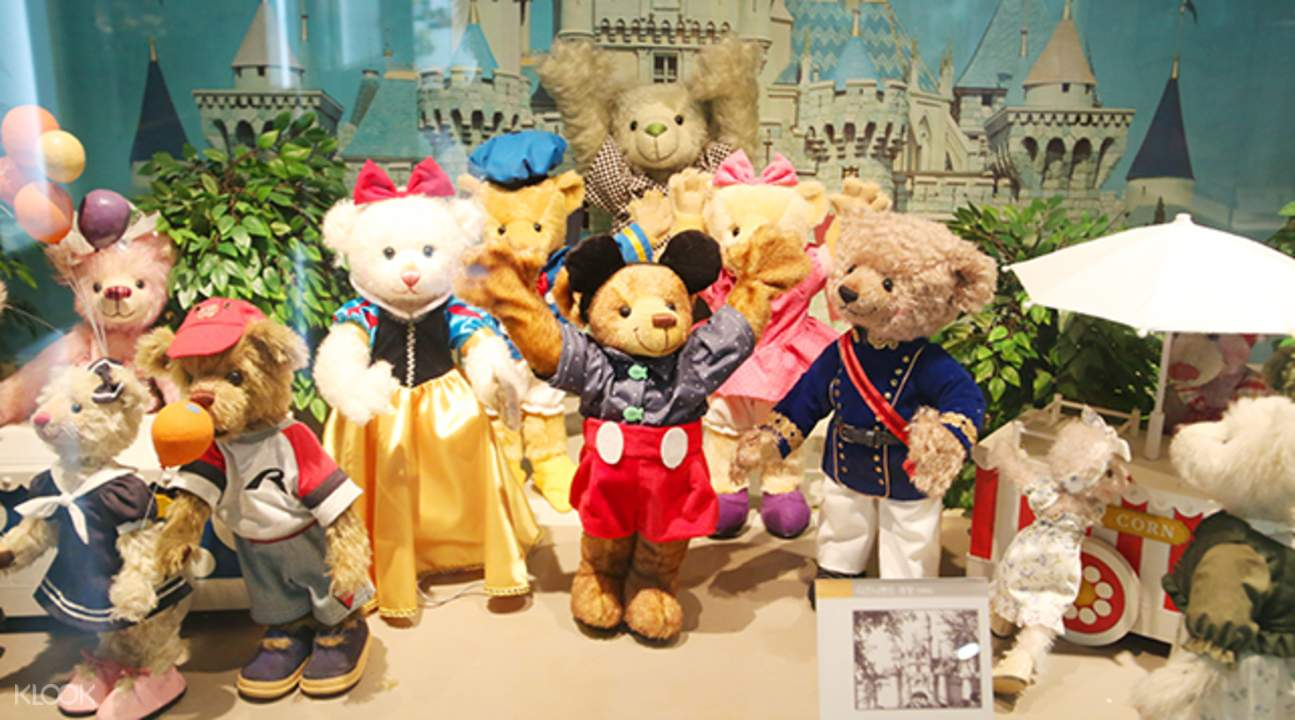 jeju teddy bear museum tickets