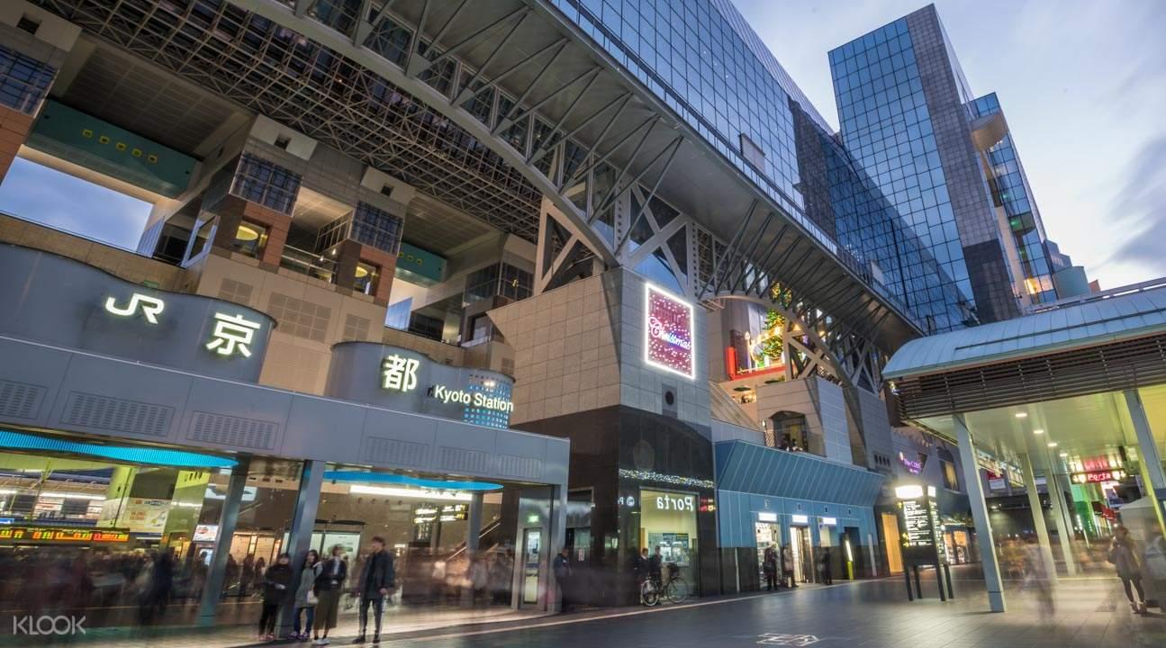 京都JR车站