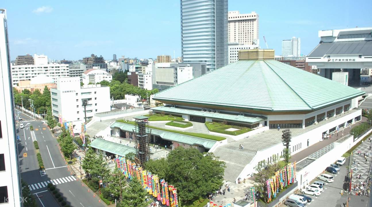 ryogkoku sumo wrestling