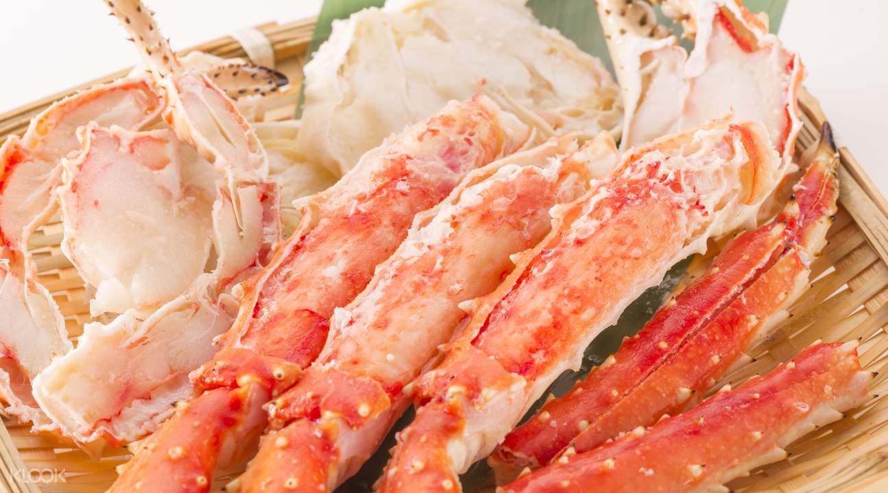 螃蟹吃到飽