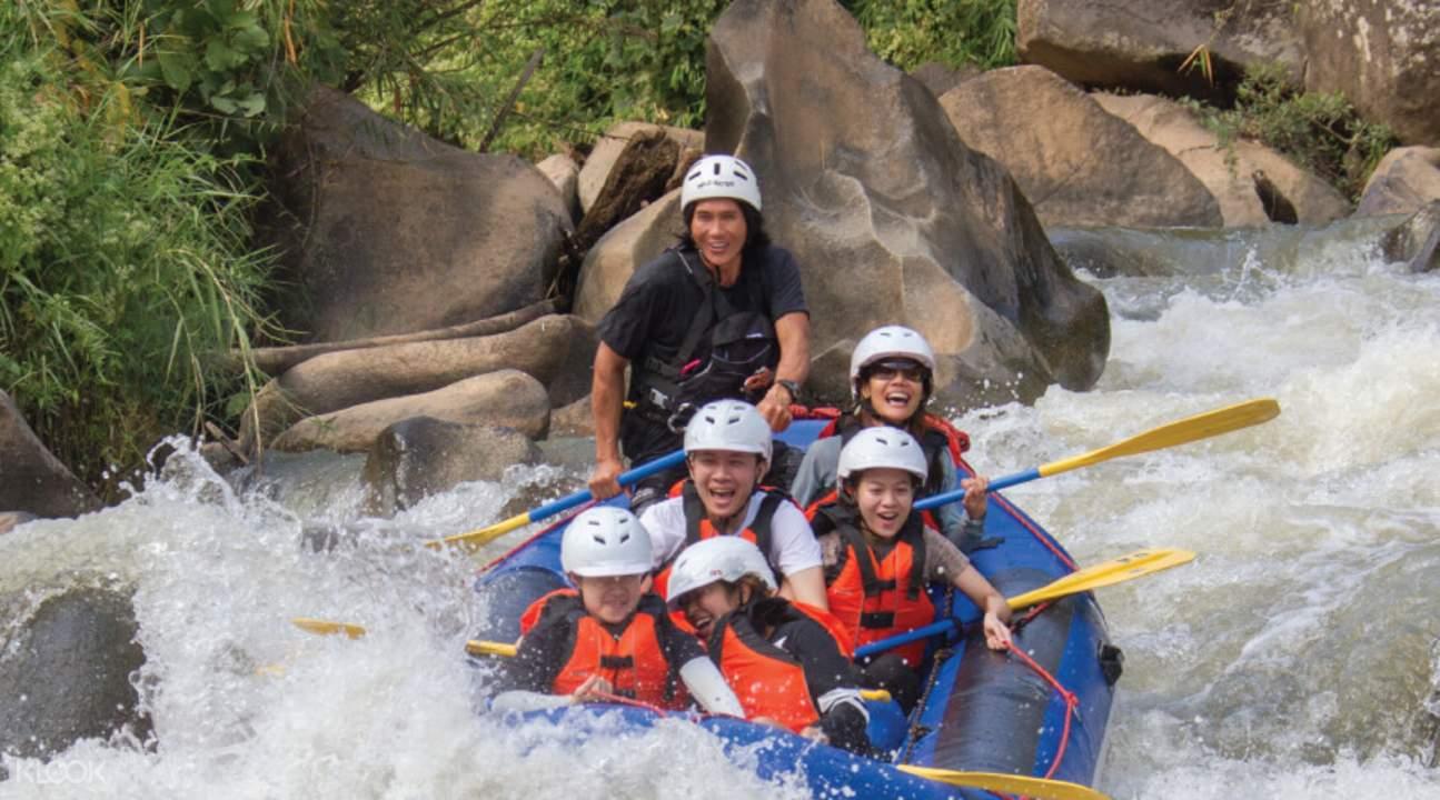 Chiang Mai rafting