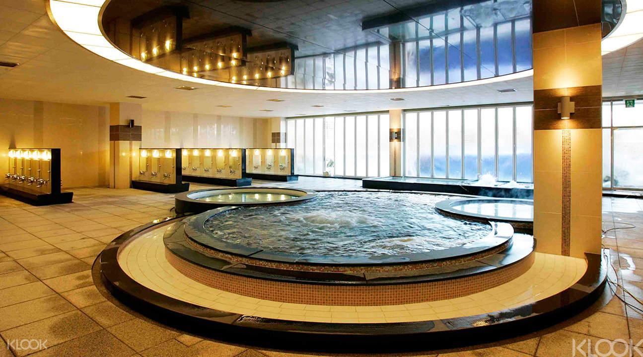 首爾溫泉與水上樂園