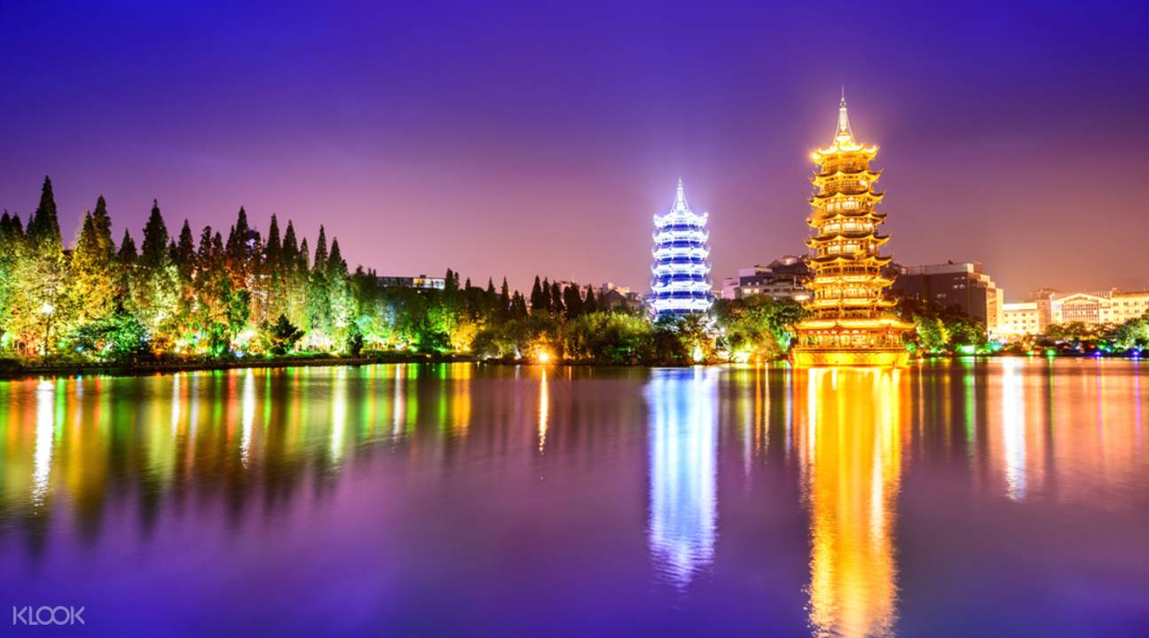 Guilin Night Tour