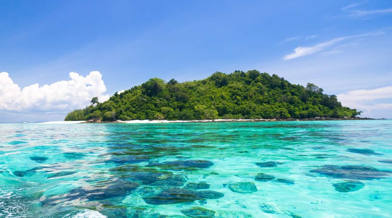 Sapi and Manukan Islands