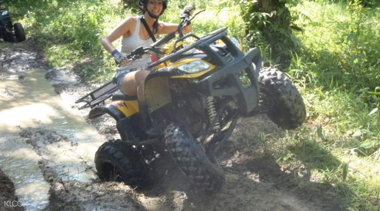 攀牙灣ATV