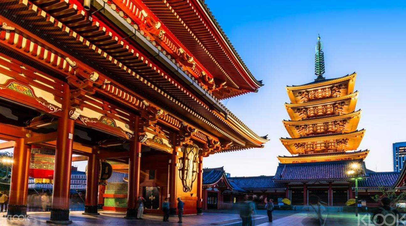 活力东京之旅