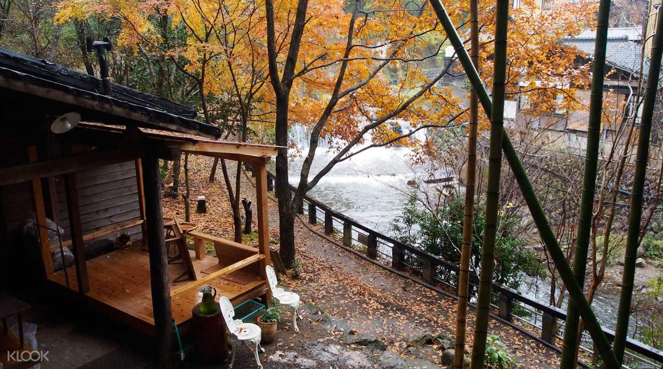 natural hot spring Kurokawa