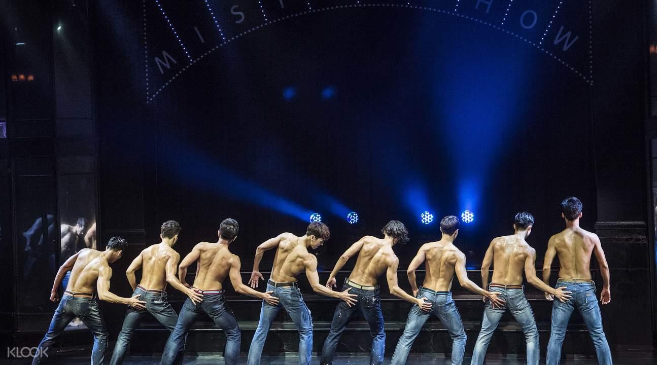 韩国猛男秀