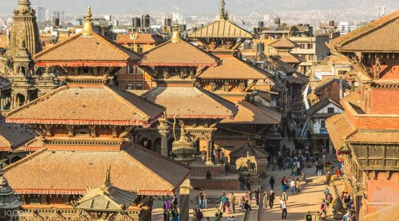 Patan & Bhaktapur Tour