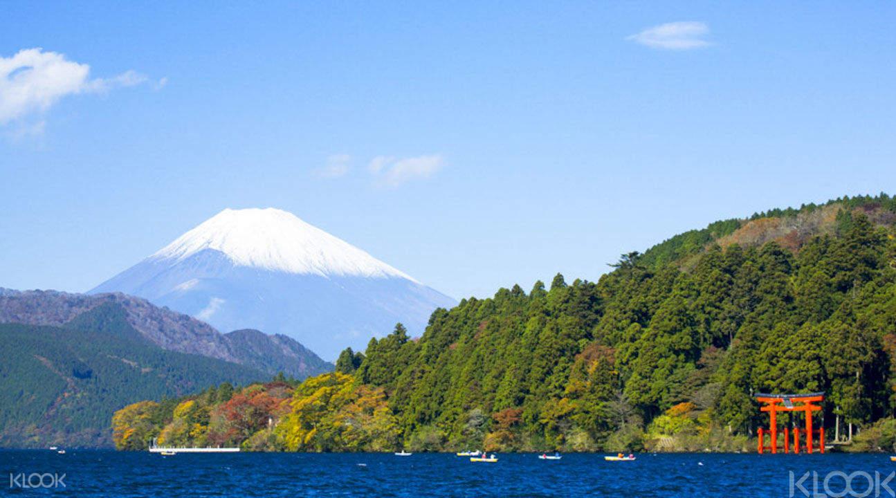 富士山一日遊
