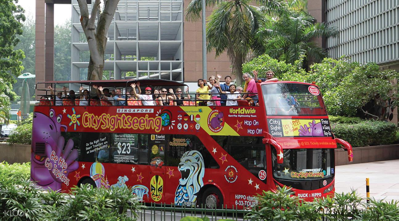 Singapore city tour