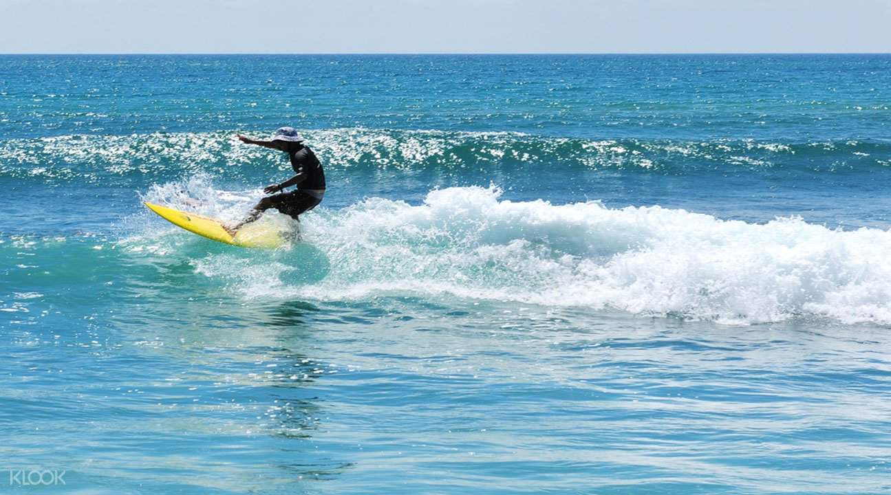 kenting surfing lessons