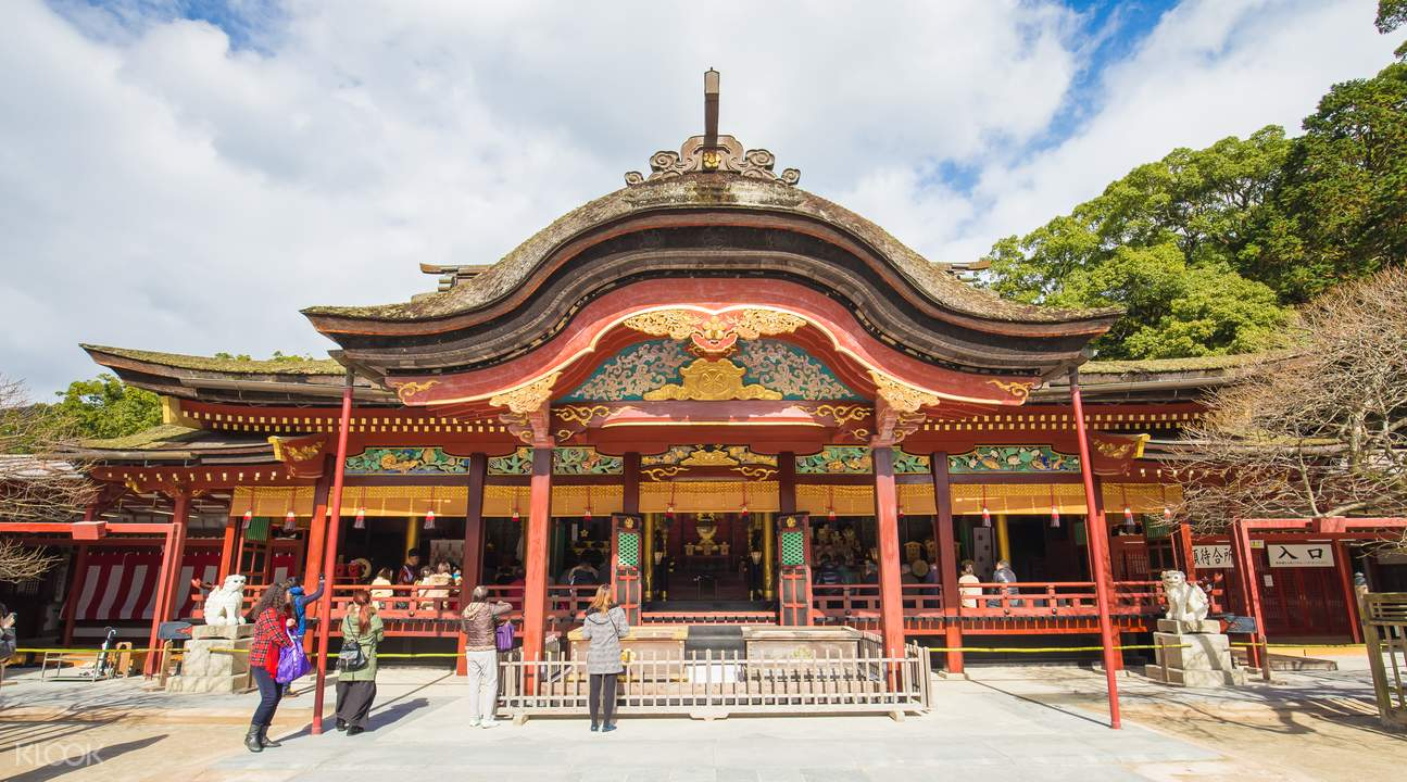 Dazaifu and Yanagawa tour