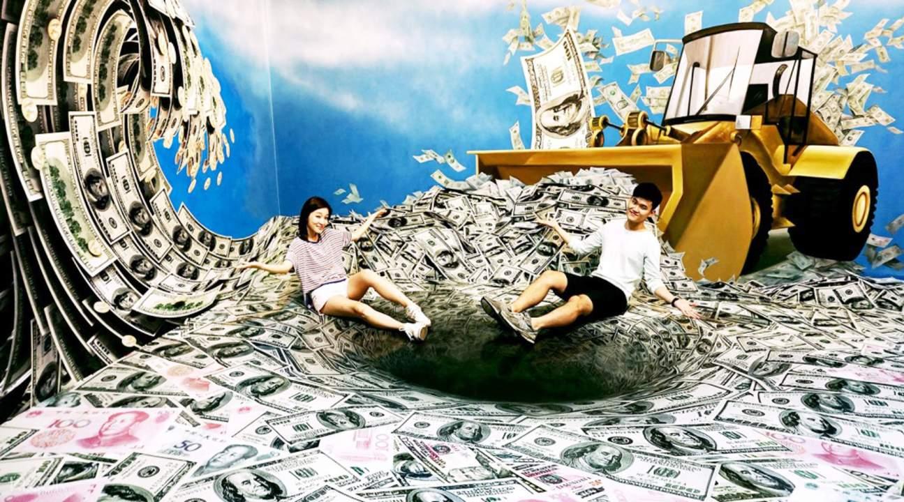 济州特丽爱3D立体美术馆