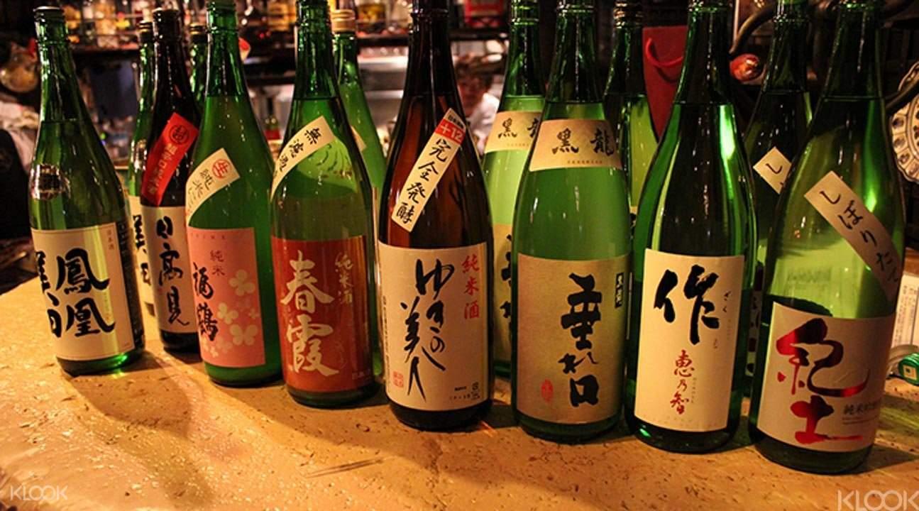 Sake tour tokyo