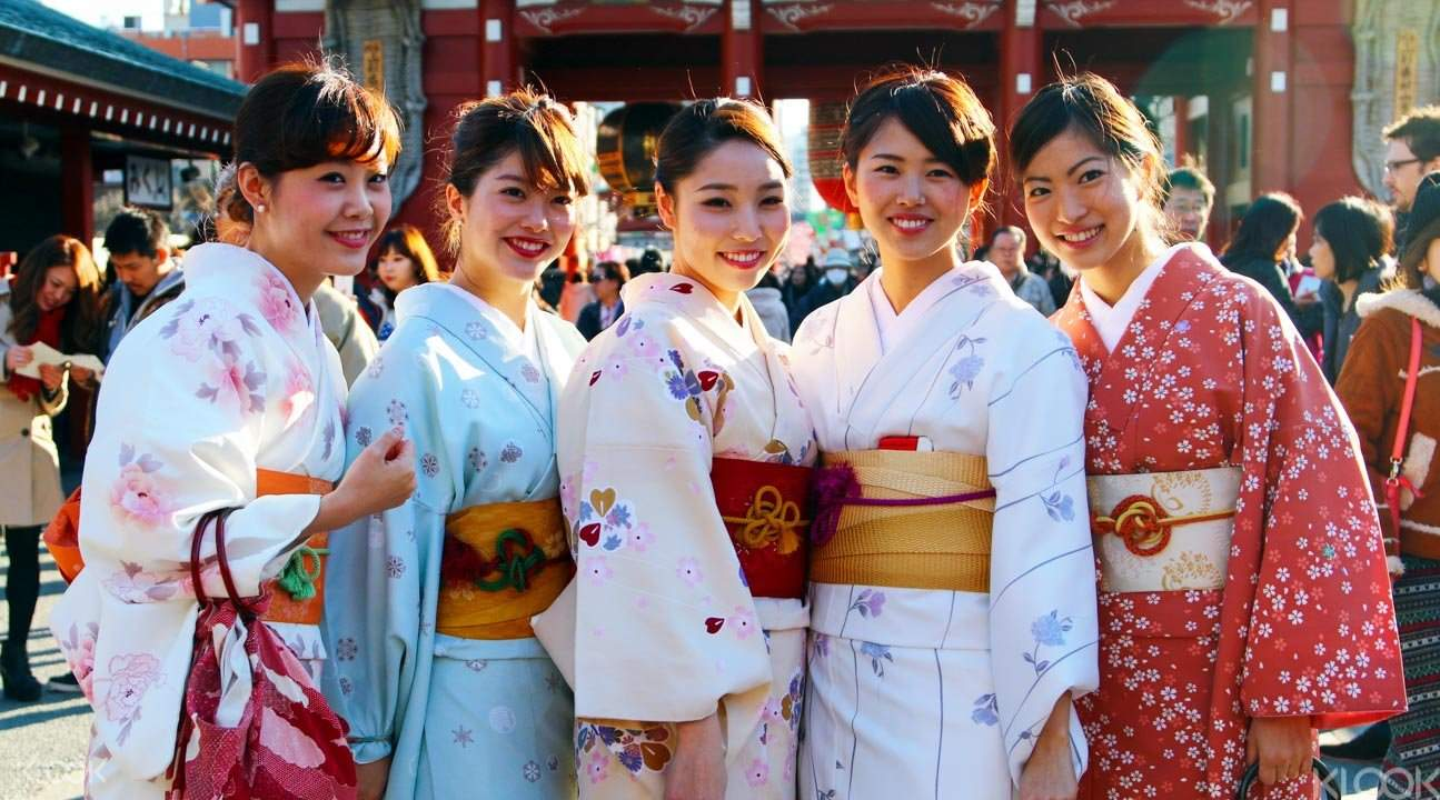 Asakusa Kimono tokyo tour